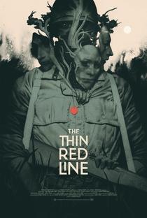 Além da Linha Vermelha - Poster / Capa / Cartaz - Oficial 10