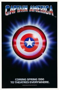Capitão América: O Filme - Poster / Capa / Cartaz - Oficial 2