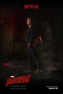 Demolidor (2ª Temporada) - Poster / Capa / Cartaz - Oficial 9