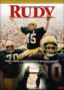 Rudy - Poster / Capa / Cartaz - Oficial 1