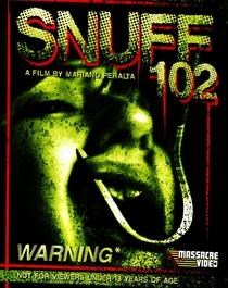 Snuff 102 - Poster / Capa / Cartaz - Oficial 1