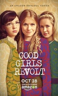 The Good Girls Revolt (1ª Temporada) - Poster / Capa / Cartaz - Oficial 1