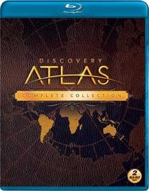 Discovery Atlas - Poster / Capa / Cartaz - Oficial 1