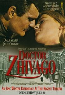 Doutor Jivago - Poster / Capa / Cartaz - Oficial 4