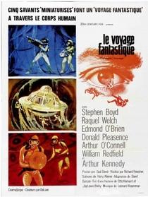 Viagem Fantástica - Poster / Capa / Cartaz - Oficial 1