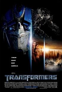 Transformers - Poster / Capa / Cartaz - Oficial 4