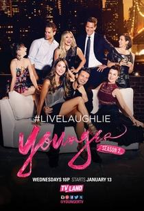 Younger (2ª Temporada) - Poster / Capa / Cartaz - Oficial 1