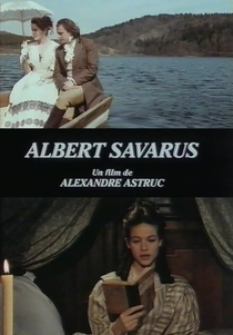 Albert Savarus - Poster / Capa / Cartaz - Oficial 1