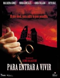 Morada do Perigo - Poster / Capa / Cartaz - Oficial 1