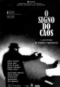 O Signo do Caos - Poster / Capa / Cartaz - Oficial 1