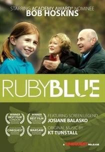 Ruby Blue - Poster / Capa / Cartaz - Oficial 1