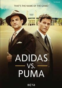 Puma vs Adidas - Poster / Capa / Cartaz - Oficial 1