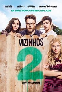 Vizinhos 2 - Poster / Capa / Cartaz - Oficial 3