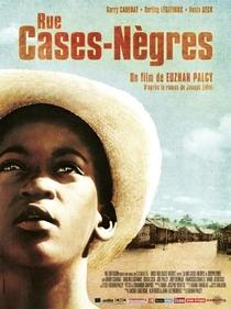 Rue Cases Nègres - Poster / Capa / Cartaz - Oficial 1