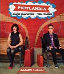 Portlandia (3ª Temporada) - Poster / Capa / Cartaz - Oficial 1