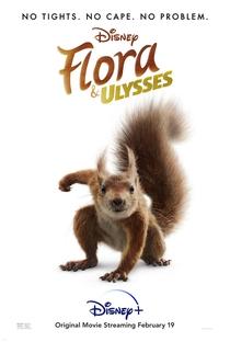 Flora e Ulysses - Poster / Capa / Cartaz - Oficial 2