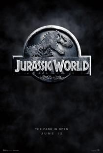 Jurassic World - O Mundo dos Dinossauros - Poster / Capa / Cartaz - Oficial 1