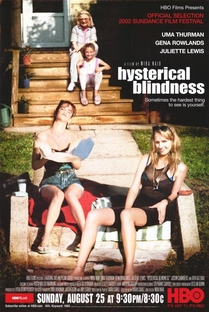 Hysterical Blindness - Poster / Capa / Cartaz - Oficial 1