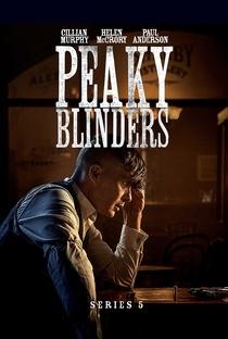 Peaky Blinders: Sangue, Apostas e Navalhas (5ª Temporada) - Poster / Capa / Cartaz - Oficial 1