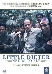 O Pequeno Dieter Precisa Voar - Poster / Capa / Cartaz - Oficial 1