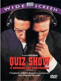 Quiz Show - A Verdade dos Bastidores - Poster / Capa / Cartaz - Oficial 5