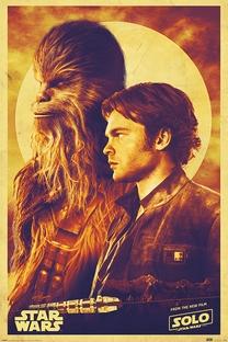 Han Solo: Uma História Star Wars - Poster / Capa / Cartaz - Oficial 13