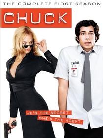 Chuck (1ª Temporada) - Poster / Capa / Cartaz - Oficial 1