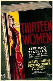 13 Mulheres - Poster / Capa / Cartaz - Oficial 1
