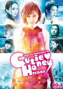 Cutie Honey: Tears - Poster / Capa / Cartaz - Oficial 2