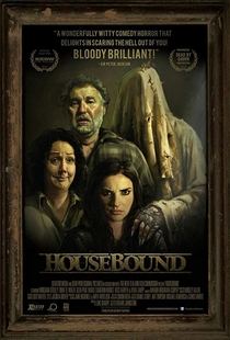Housebound - Poster / Capa / Cartaz - Oficial 2