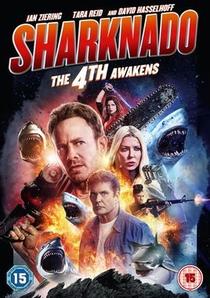 Sharknado: Corra Para o 4º - Poster / Capa / Cartaz - Oficial 2