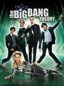 Big Bang: A Teoria (4ª Temporada) - Poster / Capa / Cartaz - Oficial 1