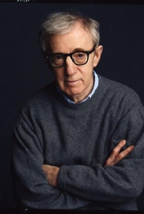 Woody Allen - Poster / Capa / Cartaz - Oficial 1