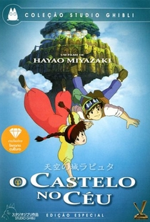 O Castelo no Céu - Poster / Capa / Cartaz - Oficial 26