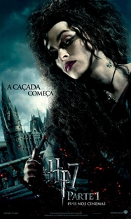 Harry Potter e as Relíquias da Morte - Parte 1 - Poster / Capa / Cartaz - Oficial 7
