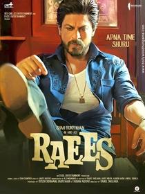 Raees - Poster / Capa / Cartaz - Oficial 4