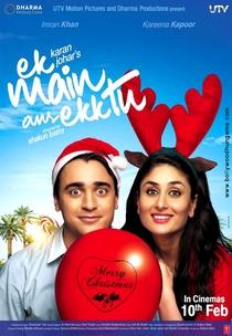 Ek Main Aur Ekk Tu - Poster / Capa / Cartaz - Oficial 2