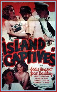 Island Captives - Poster / Capa / Cartaz - Oficial 2