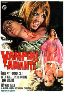 Carmilla - A Vampira de Karnstein - Poster / Capa / Cartaz - Oficial 3