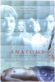 Anatomia - Poster / Capa / Cartaz - Oficial 3