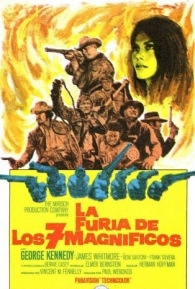 A Revolta dos Sete Homens - Poster / Capa / Cartaz - Oficial 2