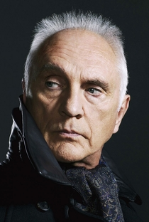 Terence Stamp - Poster / Capa / Cartaz - Oficial 9