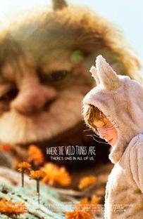 Onde Vivem os Monstros - Poster / Capa / Cartaz - Oficial 1