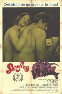 Serafino ou l'amour aux champs - Poster / Capa / Cartaz - Oficial 2