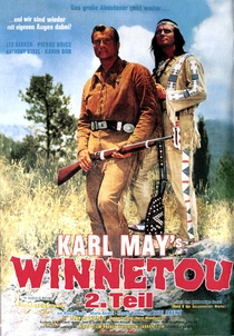 Winnetou - Poster / Capa / Cartaz - Oficial 1