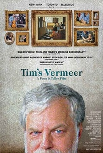 Tim's Vermeer - Poster / Capa / Cartaz - Oficial 1