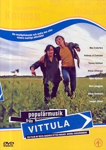 Populärmusik från Vittula - Poster / Capa / Cartaz - Oficial 1