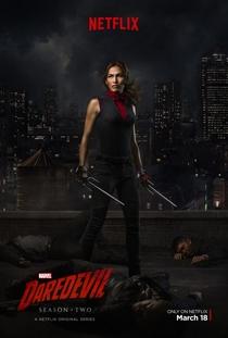 Demolidor (2ª Temporada) - Poster / Capa / Cartaz - Oficial 8