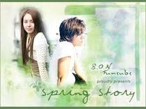 Spring Story - Poster / Capa / Cartaz - Oficial 1