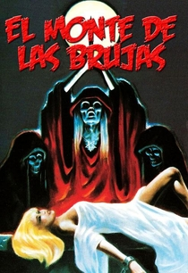 A Montanha das Bruxas - Poster / Capa / Cartaz - Oficial 1